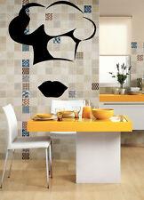 Restaurant Italian Food Business Pizza Store Wall Art Decor Vinyl Sticker z632