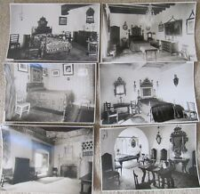 6 VTG BARCELONA ARTIST BEDROOM INTERIOR DESIGN DECO FURNITURE PHOTO WFFS23