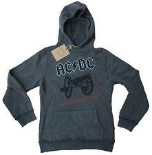 Amplified offi. ac/dc vintage estrella de rock Sweater Capucha Suéter suéter Hoodie S/M