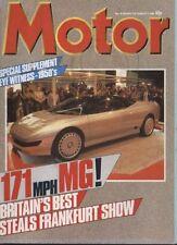 September Motor Sports Magazines