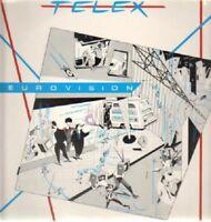 LP 33  Telex  Neurovision Durium  DAI 30351 italy 1980