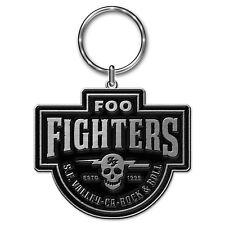 FOO FIGHTERS SCHLÜSSELANHÄNGER / KEYCHAIN / KEYRING # 1 SAN FRANCISCO VALLEY CA