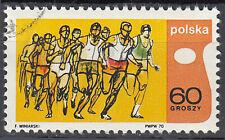 Polen gestempelt Laufen Laufsport Joggen Marathon Marathonlauf Sport /166