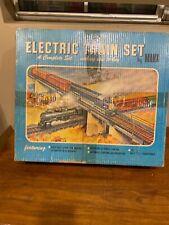 Electric Train Set By Marx 52875