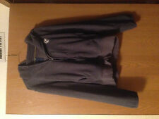 Gray Fleece American Eagle Women's Coat Size L