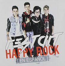 Restart - Happy Rock (2014)  CD  NEW/SEALED  SPEEDYPOST