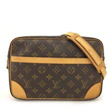 100% Authentic Louis Vuitton Monogram Trocadero 24 Crossbody Shoulder Bag/40481