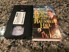 The House On Haunted Hill VHS! 1959 13 Ghosts The Haunting The Tingler Gothika