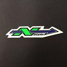 N-Style Sticker Green  Decal Motocross / Baja / Enduro / ATV