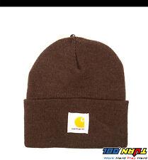 Carhartt Mens  A18Acrylic Rib Hat Knit Beanie Cap Warm Ski One Size All Colors