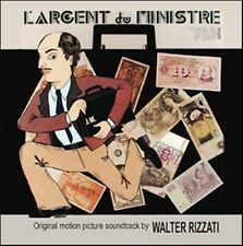 Walter Rizzati: Argent Du Ministre, L' (New/Sealed CD)