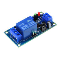 DC 12V Delay Timing Timer Relay Turn ON Turn OFF Switch Module Time 10A