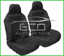 MITSUBISHI L200 1998-2006 WATERPROOF BLACK CAR SEAT COVERS