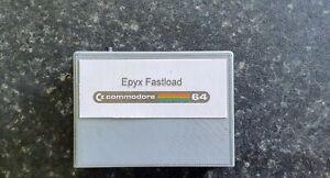 Commodore C64 Epyx Fastload Cartridge