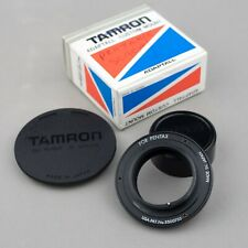 Original TAMRON 'ADAPTALL' for M42 SCREW MOUNT… PENTAX / PRAKTICA / UNIVERSAL