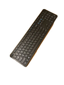 Dell KM636-BK-US Wireless Keyboard (no Mouse) - NEW