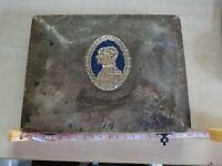 Vintage Antique Set Of 6 Ashford & Davis Ltd Dinner Knives 18cm boxed