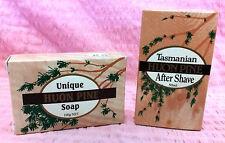 Huon Pine Aftershave Lotion Soap Set Men's Bath Shower Cologne Products