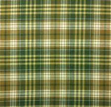 "RALPH LAUREN TARTAN PLAID FOREST FLANNEL APPAREL UPHOLSTERY FABRIC BY YARD 54""W"