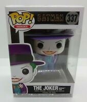 Funko POP Heroes The Joker Jack Nicholson Vinyl Figure Batman 1989