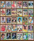 1981 Topps Football Cards 122