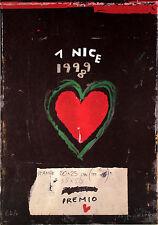 Roger SELDEN 1998 litografia originale firmata