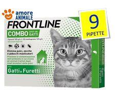 FRONTLINE Combo Spot-On Gatti - 3 Pipette