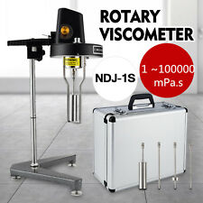 Rotary Viscometer Viscosity Tester Fluidimeter Easy operation Viscosity Meter
