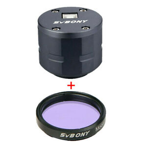 """SV305 1.25"""" Astronomy Camera Planetary Camera+1.25"""" filter for Astrophotography"""
