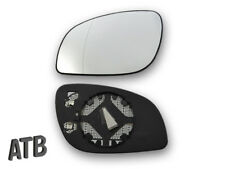 Spiegelglas Asphärisch Beheizbar Links für OPEL Vectra C Signum Neu