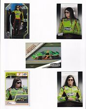 Danica Patrick's Car ROOKIE card 2010 Stealth #54 BV$5!