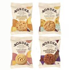 Border Biscuits - 24 Packs 4 Varieties Luxury Mini Packs, 2 Biscuits per Pack