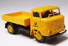 H0 IFA W 50 L Lastpritsche kurze Pritsche Deutsche Post gelb Posthorn # 88888825