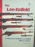 LEE ENFIELD METFORD RIFLES CARBINES BAYONETS Ian Skennerton New Book HUGE WORK