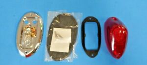 """New Rear Tail Light Lens Stop Lamp Lens Assembly MGA 1500 and 1600 """"Lucas"""" Lens"""
