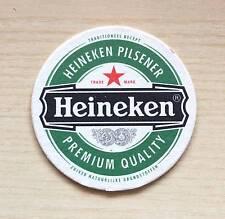SOTTOBICCHIERE - BIRRA HEINEKEN - THE UNDER GLASS OF BEER - AS NEW