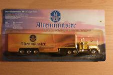 Modell LKW Bier Truck Bierlaster KRAZ Taiga Truck Altenmünster  HS 8
