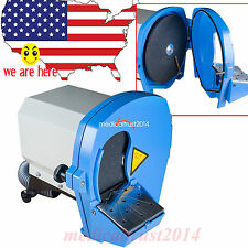 "USA Dental Lab Wet Model Trimmer trimming machine- 10"" Abrasive Disc Wheel 110V"