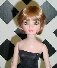 "Doll Wig Monique ""Doris"" Size 4/5 - Light Strawberry W Blonde"