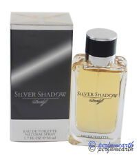 SILVER SHADOW 1.7/1.6 OZ EDT SPRAY FOR MEN NEW IN A BOX BY DAVIDOFF