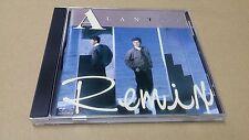 HK 譚詠麟 Alan Tam Remix 銀圈 T113-01 CD