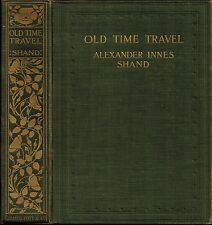 1904 Old Time Travel, European Adventures, Personal Reminiscences, Architecture