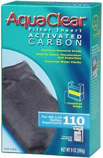 AquaClear A622 110 Activated Carbon Insert ,White, 9.2ozs / 260g