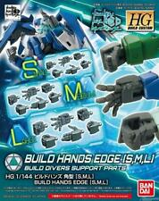 Gundam 1/144 HGBC #43 High Grade Build Custom Build Edge Hands (S,M,L) Model Kit