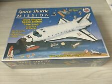 New Space Shuttle Mission; Giant Shaped Space Shuttle 3 Feet Long. Sealed
