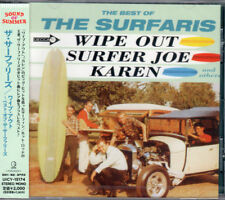 SURFARIS-BEST OF THE SURFARIS-JAPAN ONLY CD E00