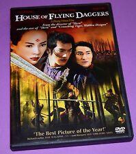 House of Flying Daggers (DVD, 2005) Zhang Yimou