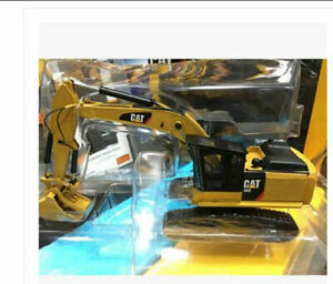 CAT 1/50 Caterpilla Timbersaw Excavator Diecast Engineering Vehicle Toy TR40003