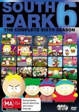 South Park : Season 6 DVD : NEW