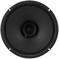 "NEW 8"" Full Range Speaker.Home Audio Replacement Ceiling Woofer.20watt.8ohm"